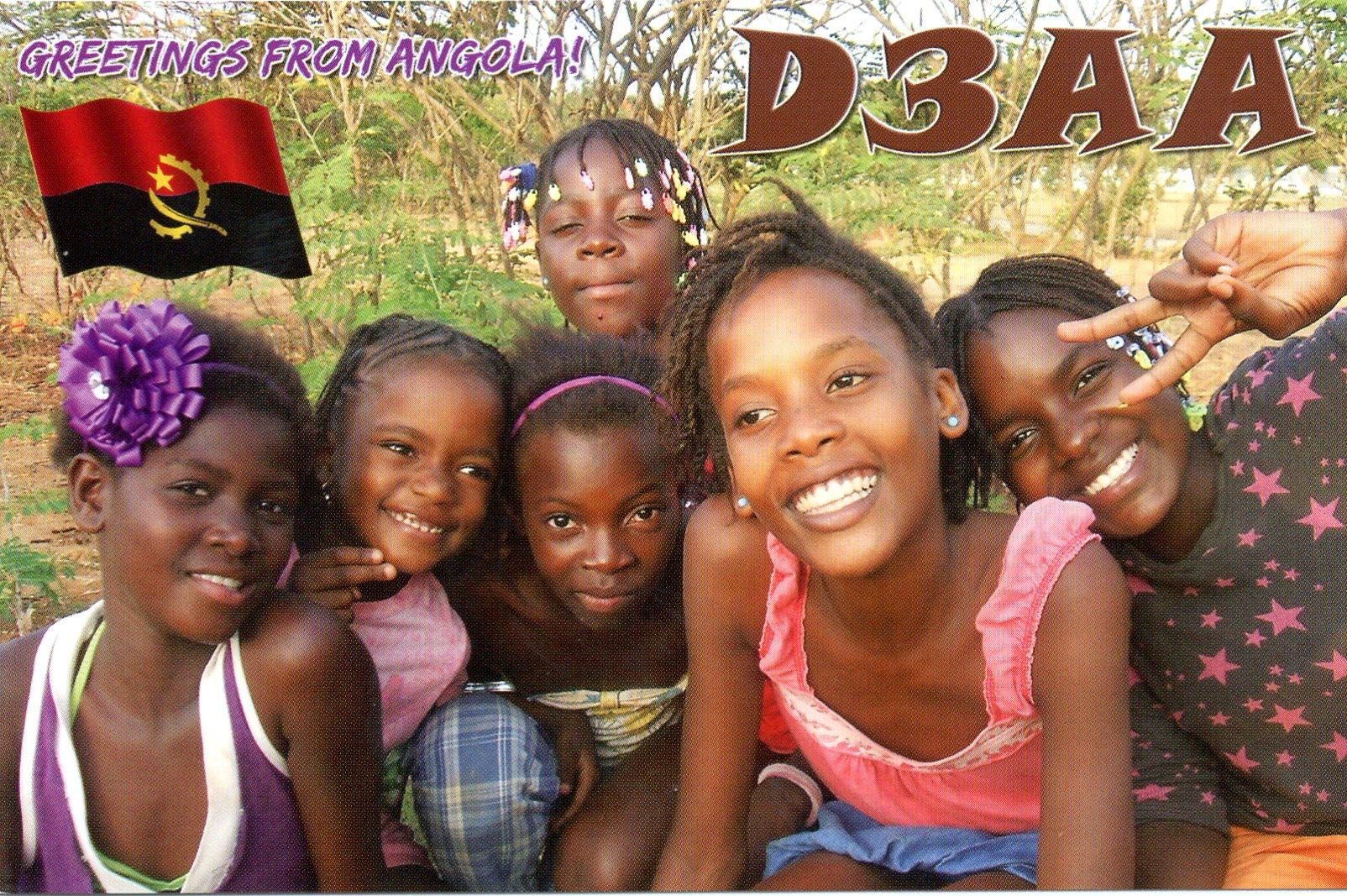 Секс в анголе 15 фотография